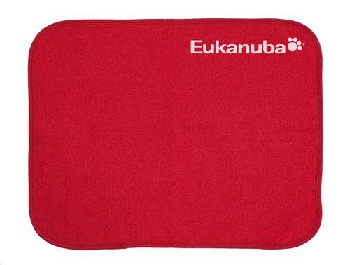Červená deka pro domácí mazlíčky