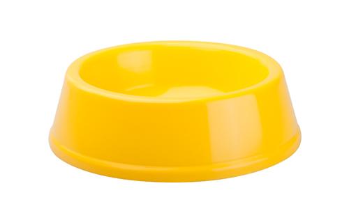 Puppy žlutá miska pro psy