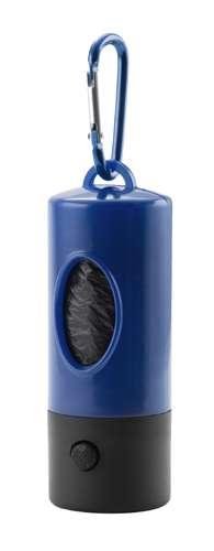 Muller modrý zásobník na psí odpadky
