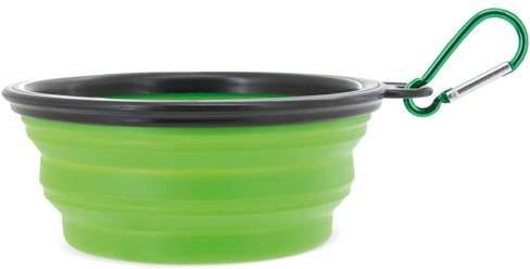 Skládací miska, zelená