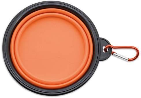 Skládací miska, oranžová
