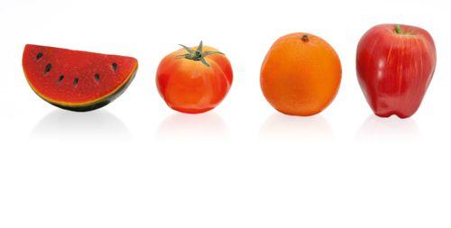 Plastové ovoce