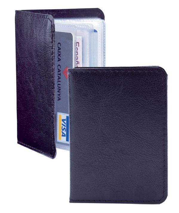 Twelve černé pouzdro na karty