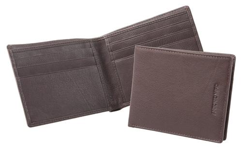 Fagus hnědá peněženka