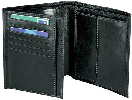 Peněženka LEON černá
