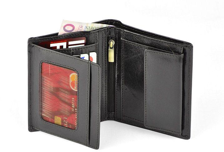Peněženka BEN černá