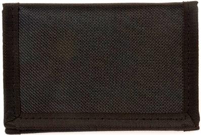 Černá peněženka polyester