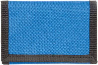 Modrá peněženka polyester