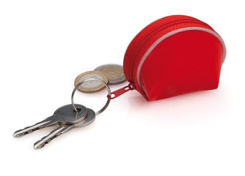 Dyna červená klíčenka