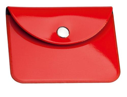 Crux červená peněženka