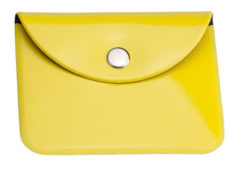 Crux žlutá peněženka