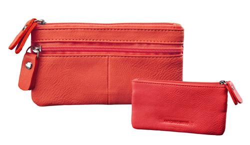 Ferni červená peněženka