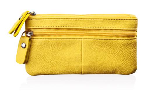 Ferni žlutá peněženka