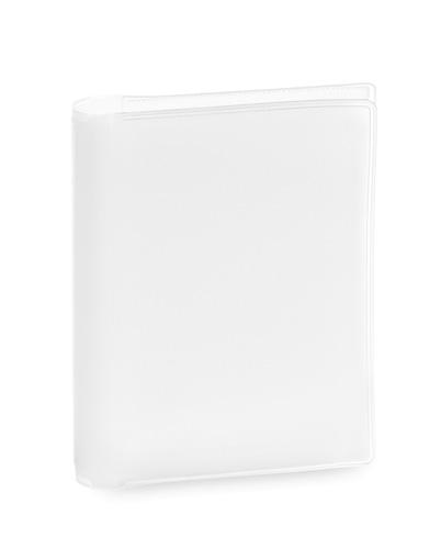 Letrix bílý obal na kreditní karty