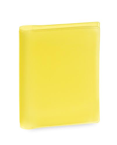 Letrix žlutý obal na kreditní karty