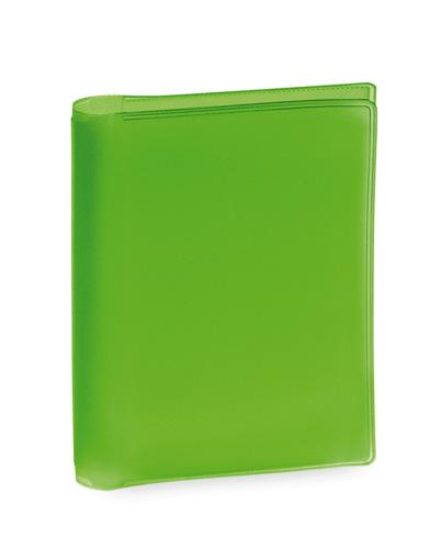 Letrix zelený obal na kreditní karty