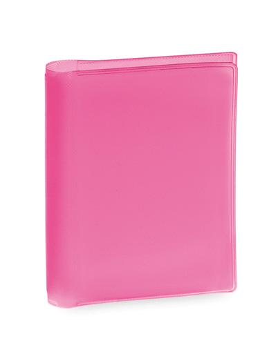 Letrix růžový obal na kreditní karty