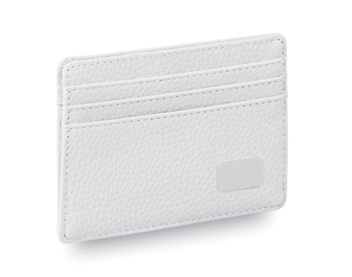 Daxu bílý obal na kreditní karty