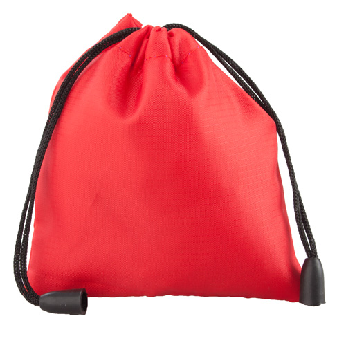 Kiping červený pytlík