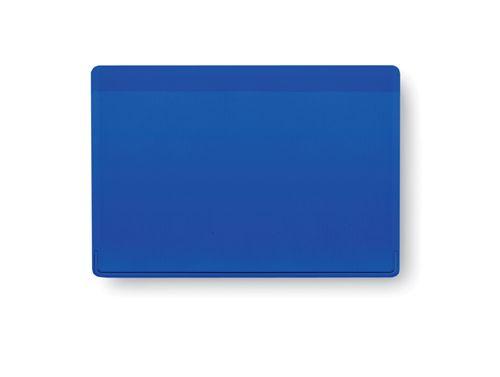 Obal na kreditní karty modrý