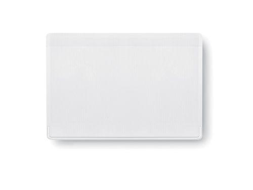Obal na kreditní karty bílý