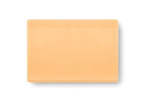 Obal na kreditní karty oranžový