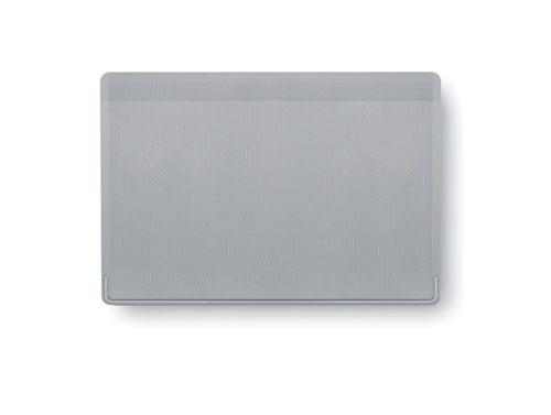 Obal na kreditní karty stříbrný