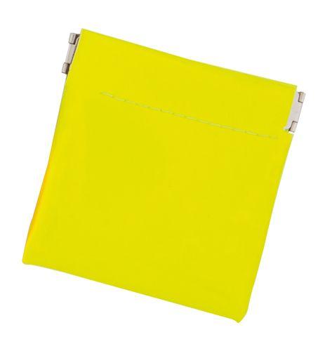 Clexy žlutá peněženka