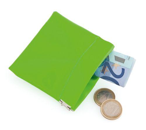 Clexy zelená peněženka