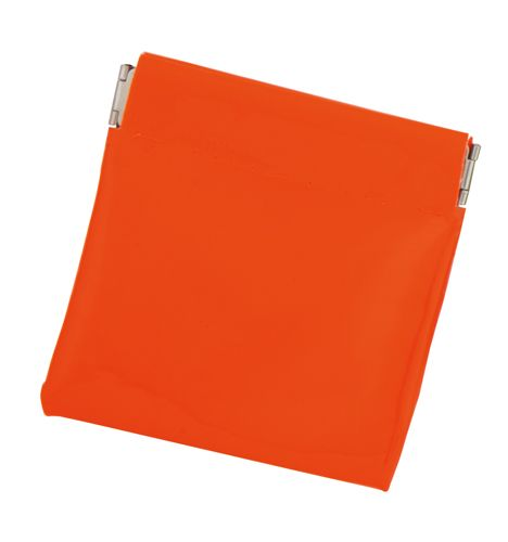 Clexy oranžová peněženka