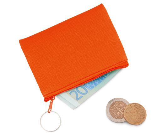 Tentox oranžová peněženka