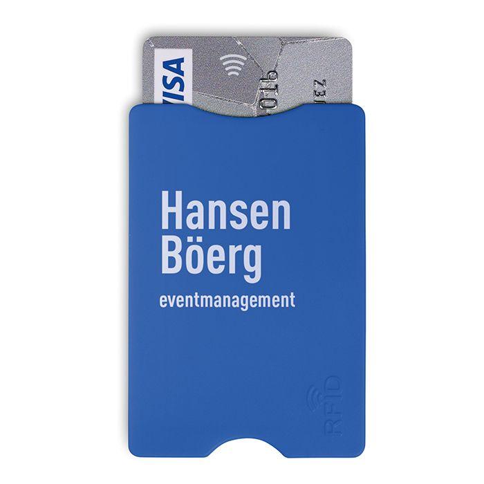 RFID obal na platební kartu