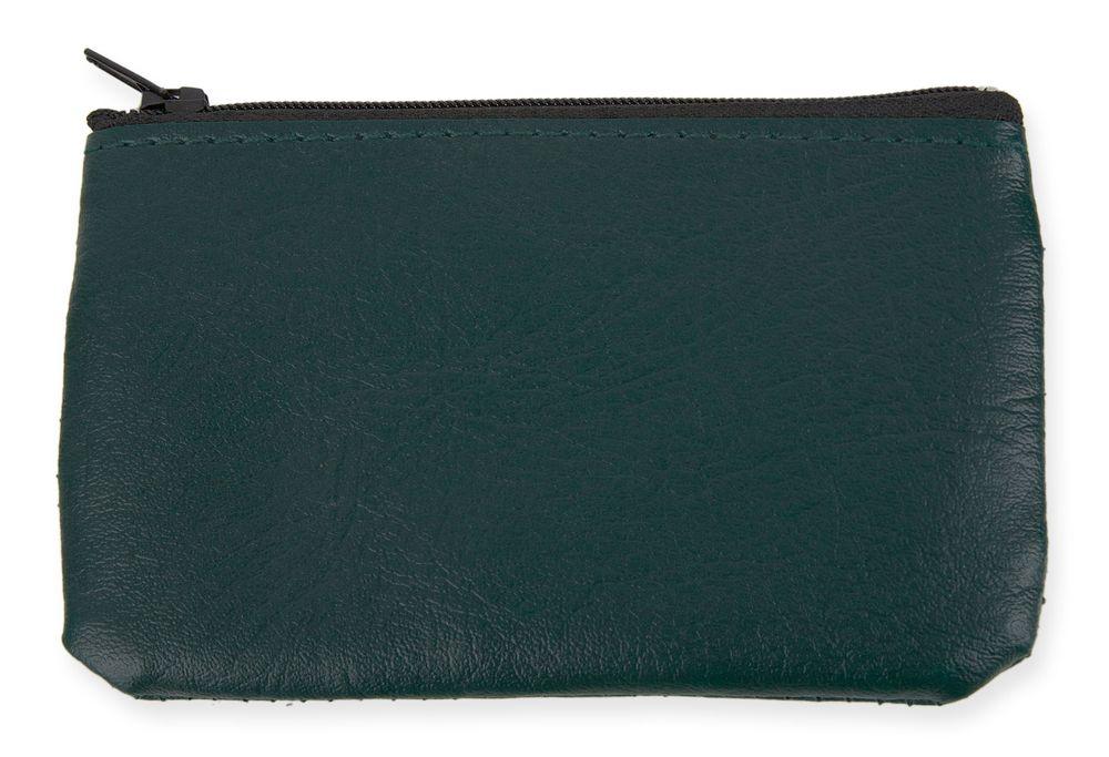 Klíčenka s peněženkou zelená