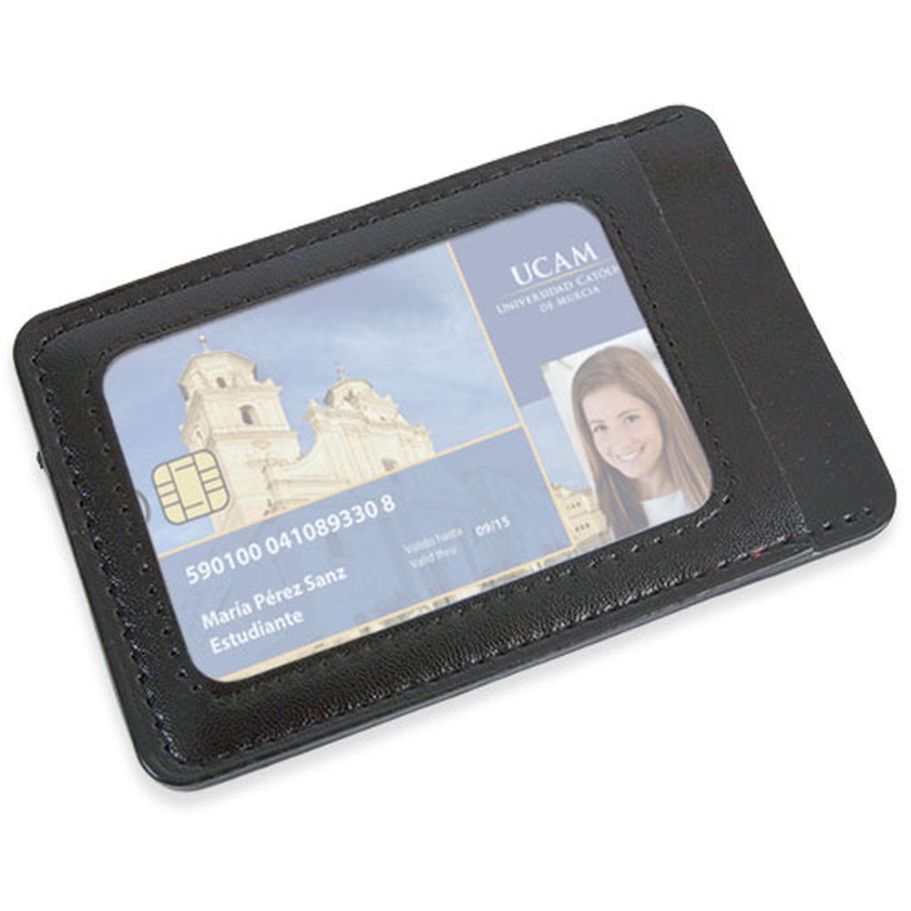 Peněženka na karty černá