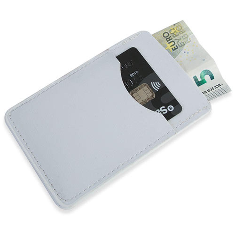 Peněženka na karty bílá