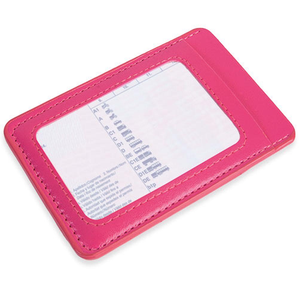 Peněženka na karty růžová