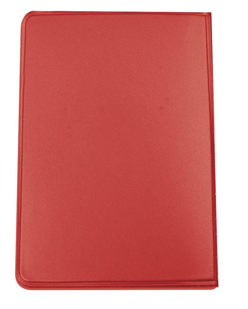 Obal na 2 ks karet červený