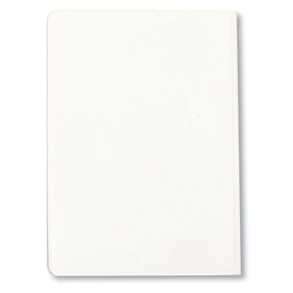 Obal na 2 ks karet bílý