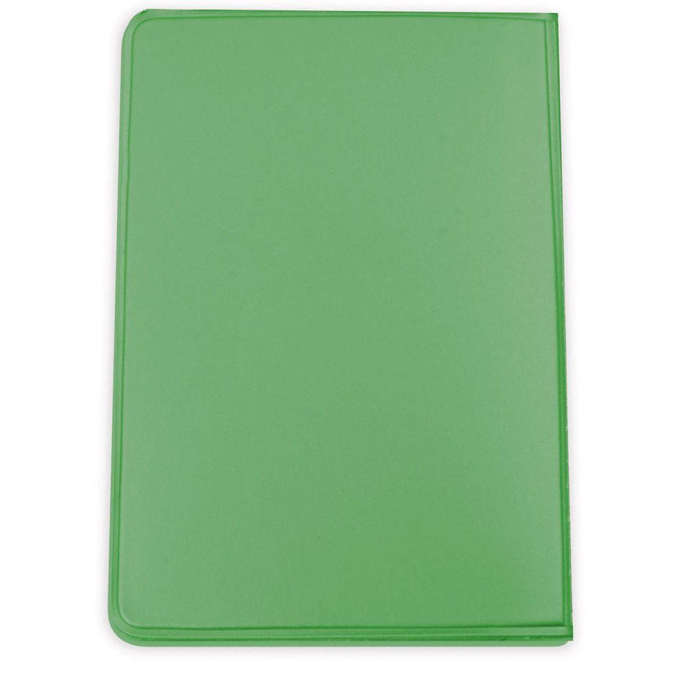 Obal na 2 ks karet zelený