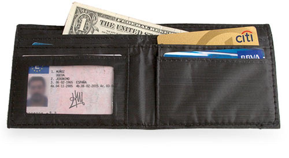 Pánská peněženka černá