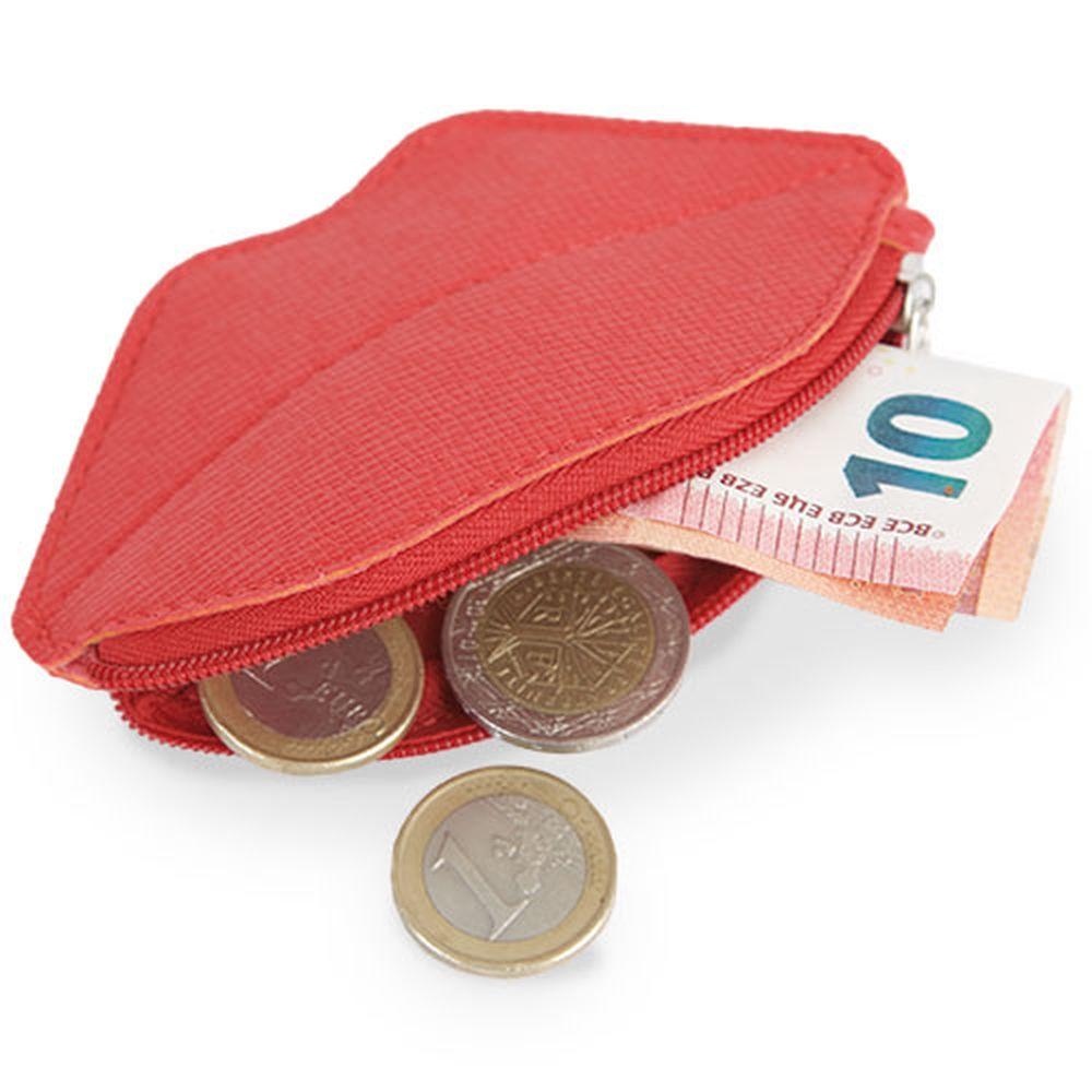 Peněženka červená