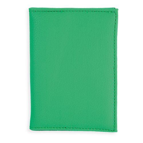 Peněženka Confort zelená