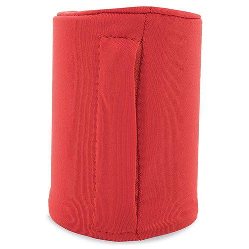 Peněženka na zápěstí červená