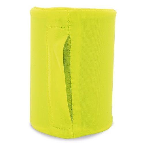 Peněženka na zápěstí žlutá
