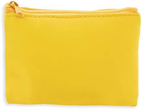 Peněženka se zipem, žlutá