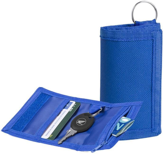 Motok peněženka s přívěškem na klíče