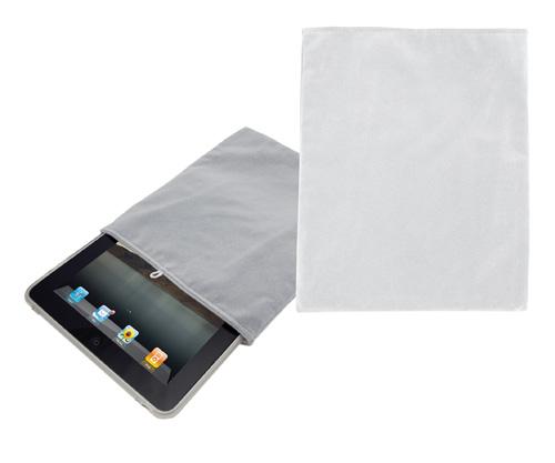 Mega iPad šedé pouzdro