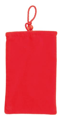 Mim červené pouzdro na mobil