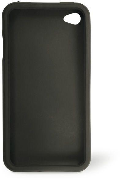 Silikonový kryt na mobil černý