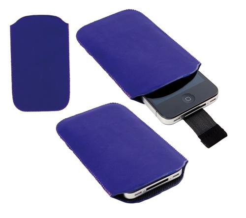Momo modrý obal na iPhone